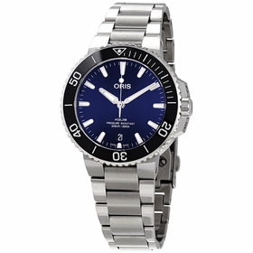 Oris 01 733 7732 4135-07 8 21 05PEB Aquis Mens Automatic Watch