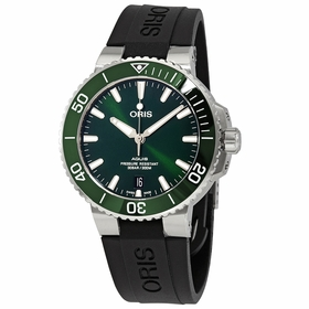 Oris 01 733 7732 4157-07 4 21 64FC Aquis Date Mens Automatic Watch
