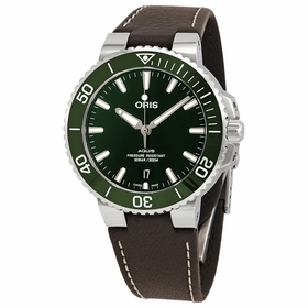 Oris 01 733 7732 4157-07 5 21 10FC Aquis Date Mens Automatic Watch
