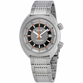 Oris 01 733 7737 4053-07 8 19 01 Chronoris Date Mens Automatic Watch