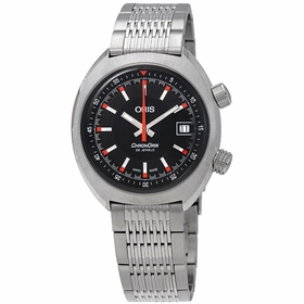 Oris 01 733 7737 4054-07 8 19 01 Chronoris Mens Automatic Watch