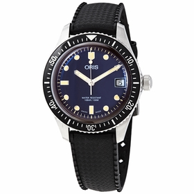 Oris 01 733 7747 4055-07 4 17 18 Divers Sixty Five Unisex Automatic Watch