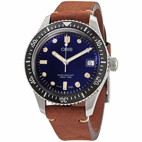 Oris 01 733 7747 4055-07 5 17 45 Divers Sixty Five Mens Automatic Watch