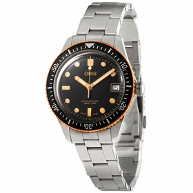 Oris 01 733 7747 4354-07 8 17 18 Divers Sixty Five Mens Automatic Watch