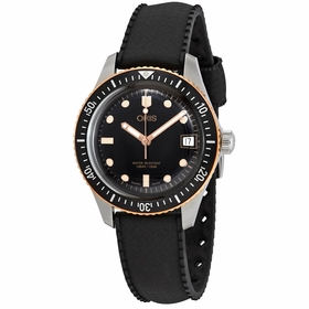 Oris 01 733 7747 4354-07 4 17 18 Divers Sixty Five Unisex Automatic Watch