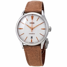 Oris 01 737 7721 4031-07 5 21 33FC Chronometer Mens Automatic Watch