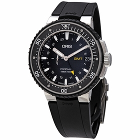 Oris 01 748 7748 7154-07 4 26 74TEB ProDiver GMT Mens Automatic Watch