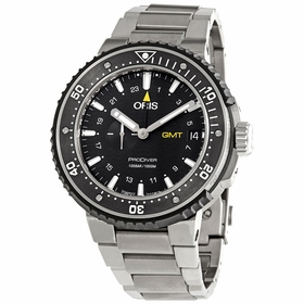 Oris 01 748 7748 7154-07 8 26 74PEB ProDiver GMT Mens Automatic Watch