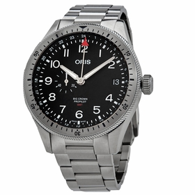 Oris 01 748 7756 4064-07 8 22 08 Big Crown Mens Automatic Watch