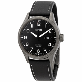Oris 01 752 7698 4264-07 5 22 19GFC Big Crown ProPilot Mens Automatic Watch
