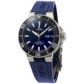 Oris 01 752 7733 4135-07 4 24 65EB Aquis Big Day Date Mens Automatic Watch