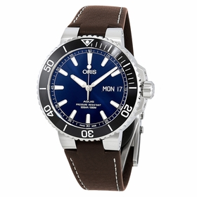 Oris 01 752 7733 4135-07 5 24 10EB Aquis Big Day Date Mens Automatic Watch