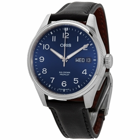 Oris 01 752 7760 4065-07 5 22 08LC Big Crown ProPilot Day Date Mens Automatic Watch