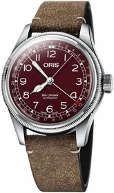 Oris 01 754 7741 4068-07 5 20 50 Big Crown Mens Automatic Watch