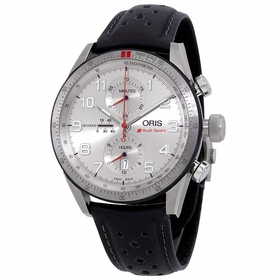 Oris 01 774 7661 7481-Set Audi Sport Limited Edition Mens Chronograph Automatic Watch