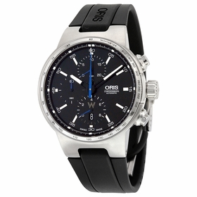 Oris 01 774 7717 4154-07 4 24 50 Williams Chronograph Mens Chronograph Automatic Watch