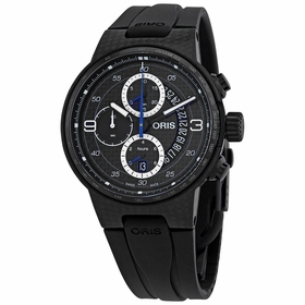 Oris 01 774 7725 8794-RS set Williams FW41 Limited Edition Mens Chronograph Automatic Watch