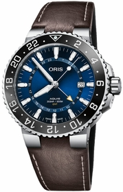 Oris 01 798 7754 4135-07 5 24 10EB Aquis Mens Automatic Watch