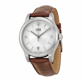 Oris 01 733 7578 4031-07 5 18 10 Classic Date Mens Automatic Watch