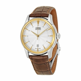 Oris 01 733 7670 4351-07 1 21 73FC Artelier Mens Automatic Watch