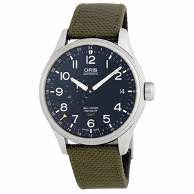 Oris 748-7710-4063GRFS Big Crown Propilot Mens Automatic Watch