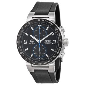 Oris 773-7685-4184RS Williams F1 Team Limited Edition Mens Chronograph Automatic Watch