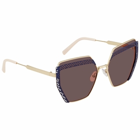 Oxydo O.NO2.30EYRZK59  Ladies  Sunglasses