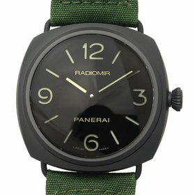 Panerai PAM00612 Radiomir Mens Hand Wind Watch