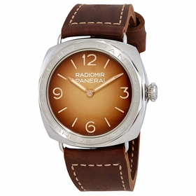 Panerai PAM00687 Radiomir Mens Hand Wind Watch