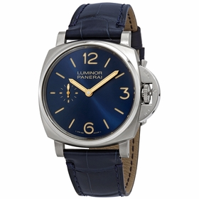 Panerai PAM00728 Luminor Mens Hand Wind Watch