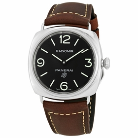 Panerai PAM00753 Radiomir Mens Hand Wind Watch