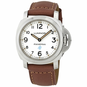 Panerai PAM00775 Luminor Base Logo 3 Days Acciaio Mens Hand Wind Watch