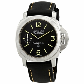 Panerai PAM00776 Luminor Marina Mens Hand Wind Watch