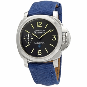 Panerai PAM00777 Luminor Marina Mens Hand Wind Watch