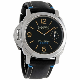 Panerai PAM00796 Luminor Left-Handed Mens Hand Wind Watch