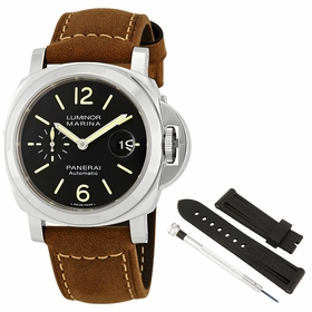 Panerai PAM01104 Luminor Marina Mens Automatic Watch