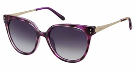 Polaroid PLD4047S0R8W54 PLD4047S Ladies  Sunglasses