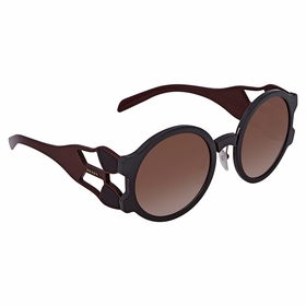 Prada 0PR 13US DHO0A6 54  Ladies  Sunglasses