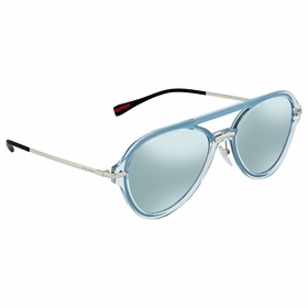Prada 0PS 04TS 0P85Q0 57 Linea Rossa Mens  Sunglasses