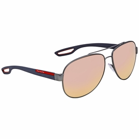 Prada 0PS 55QS DG16Q2 62  Mens  Sunglasses