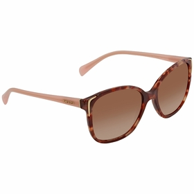 Prada PR 01OS UE00A6 55  Ladies  Sunglasses