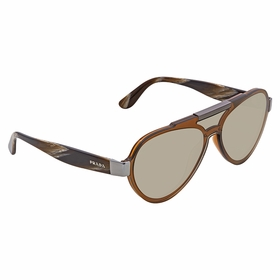 Prada PR 01US VY55J2 44  Ladies  Sunglasses