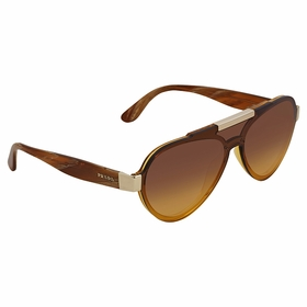 Prada PR 01US VY60D4 44  Ladies  Sunglasses