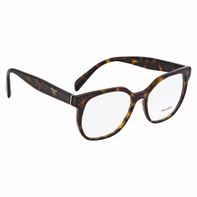 Prada PR-02UV-2AU1O1-52 Handbag Logo Ladies  Eyeglasses