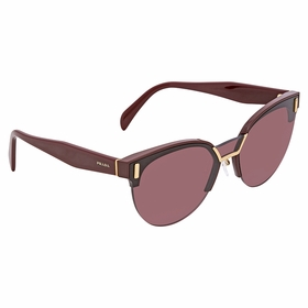 Prada PR 04US TY7098 43  Ladies  Sunglasses