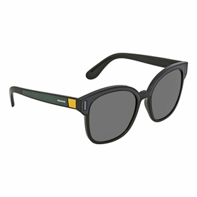 Prada PR 05US 07E5S0 53  Ladies  Sunglasses