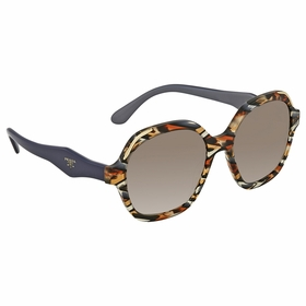 Prada PR 06US CO56S1 52  Ladies  Sunglasses