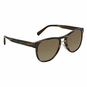 Prada PR 09US C9O1X1 55  Ladies  Sunglasses