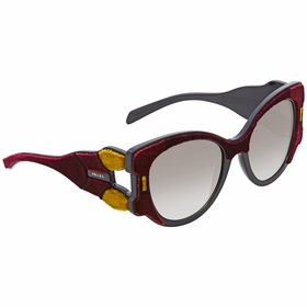 Prada PR 10US I7Y0A7 54  Ladies  Sunglasses