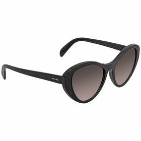 Prada PR 14US 1AB0A7  Ladies  Sunglasses